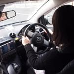 カーシェアリングで運転教習!